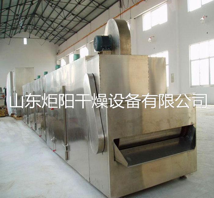 炬阳网带式烘干机