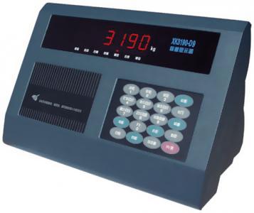 09型高精度地磅遥控器