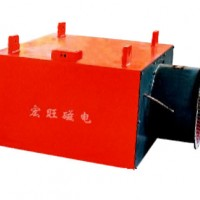 RCDA系列风冷式悬挂电磁除铁器 除铁器价格