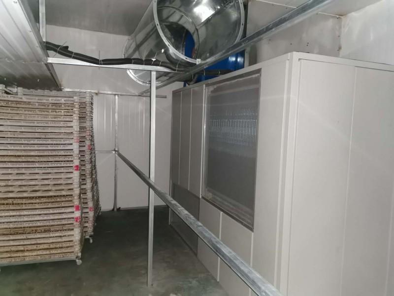 食品热泵烘干设备 空