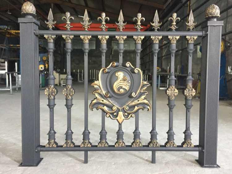 铝合金护栏 铝艺护栏