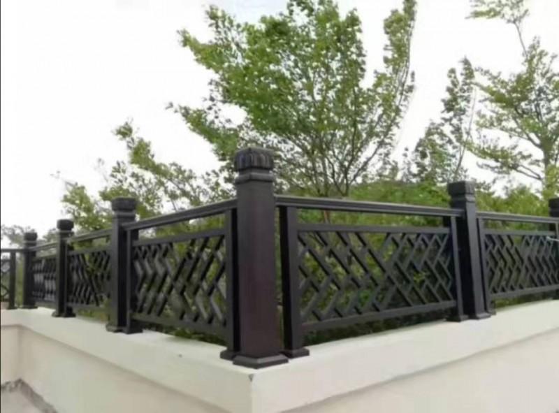 铝合金阳台护栏 别墅