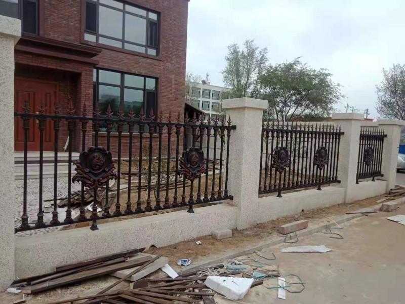 花园围栏栏杆 围墙护