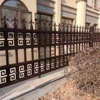 供应花园围栏栏杆 围墙护栏