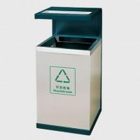 分类金属垃圾桶