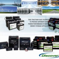 Discover蓄电池EV12A-A/EV185A-A总代