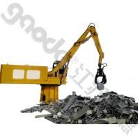 固定式抓钢机-11800