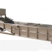筛选机采用食品硅胶棒为主要传输设备