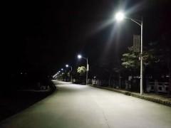 浅谈微光夜夜明光伏云自发电路灯为何适合走美丽乡村建设之路