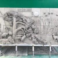 定制砖雕_手工雕刻砖雕_影壁浮雕_大幅砖雕_天华砖雕厂家