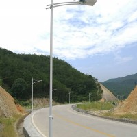 微光能路灯-一体化智慧路灯工程案例