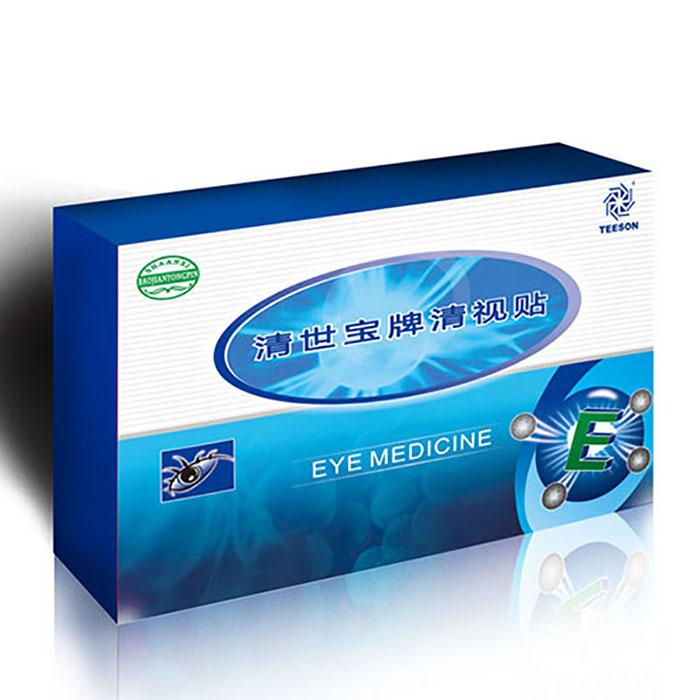眼贴生产厂家-消字号代加工-缓解眼疲劳