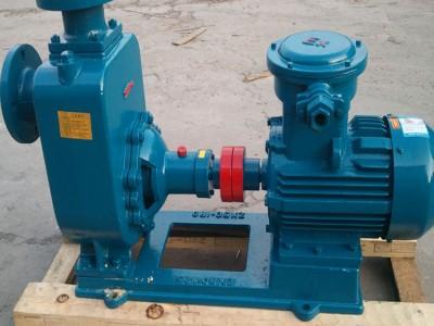 CYZ自吸油泵 防爆自吸油泵 铜齿轮油泵