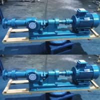 I-1B浓浆泵选型 不锈钢污泥泵型号 单螺杆料浆泵厂家