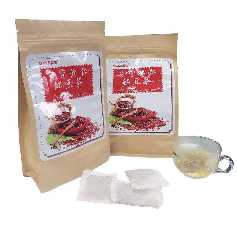 袋代用茶可提供配方OEM贴牌定做红薏米芡实茶
