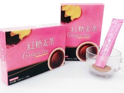 红糖姜茶固体饮料加工速溶颗粒冲剂OEM代工
