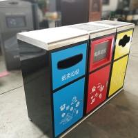 智能分类垃圾桶 太阳能压缩垃圾箱IoT环卫果皮箱批发代理