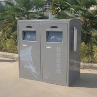 智能分类垃圾桶 太阳能压缩垃圾箱垃圾分类垃圾箱生产厂家