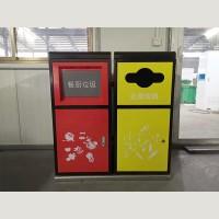 智能分类垃圾桶 太阳能压缩垃圾箱垃圾分类垃圾箱批发代理