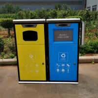 智能分类垃圾桶 太阳能压缩垃圾箱垃圾分类垃圾箱哪家好
