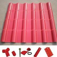 树脂瓦_西安锦源树脂瓦厂家提供各种型号的树脂瓦