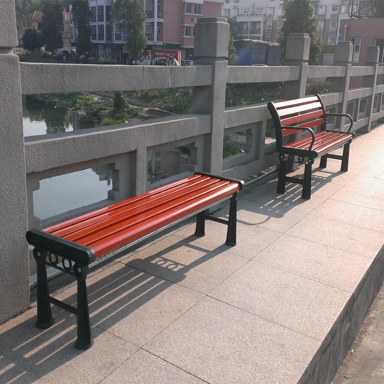 时尚户外排椅 景区园