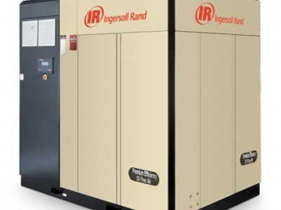 二十立方螺杆式空压机 蹿油量少 50度低温冷却