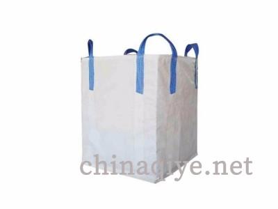 厂家定制全新吨袋吨包袋90*90*110扎口污泥集装袋太空袋
