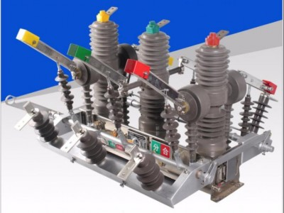 ZW32-12GG双隔离高压真空断路器 户外高压真空断路器