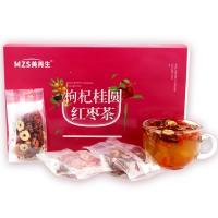 枸杞桂圆红枣茶代用茶袋泡茶代加工合作贴牌批发定制