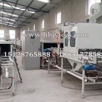 彩石金属瓦设备是我公司自主研发的彩石瓦专用设备
