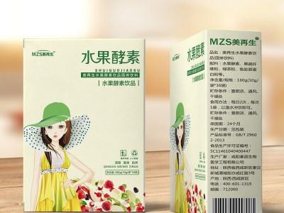 陕西固体饮料代加工合作-水果酵素固体饮料-秦昆生物