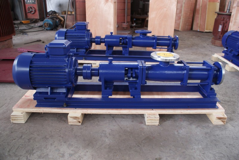 不锈钢螺杆泵 g系列螺杆泵 耐腐蚀螺杆泵 品能泵业