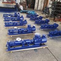 螺杆泵厂家 耐高温螺杆泵 螺杆泵的价格 高粘度螺杆泵
