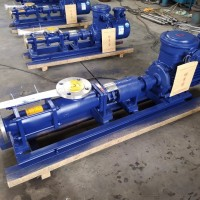 国产螺杆泵 螺杆泵扬程 螺杆泵参数 化工螺杆泵 品能泵业