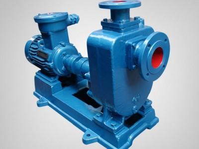 CYZ-A自吸式离心油泵 配铜叶轮防爆电机抽油品