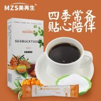 沙棘茶固体饮料代加工OEM定制