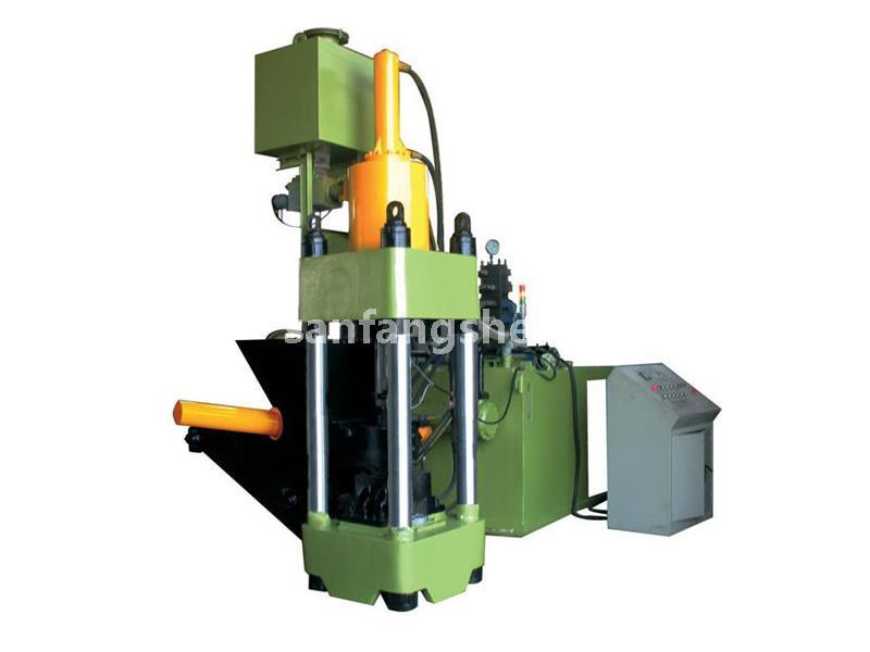 Y83-315T金属屑压块机