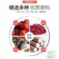 红枣阿胶枸杞代餐粉固体饮料OEM定制
