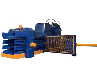 EPA-160T全自动废纸打包机