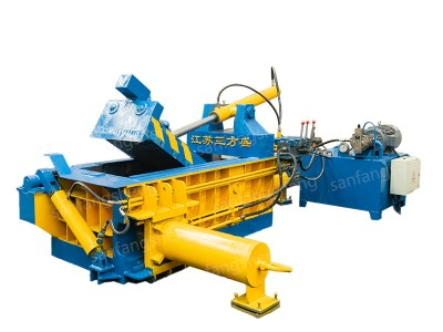 Y81-200T精铸料压块机