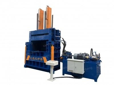 Y81-500T精铸料压块机