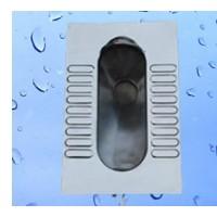 窄板水冲不锈钢蹲便器可根据用户需要定做