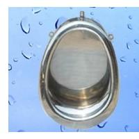 不锈钢小便斗利用杠杆平衡原理,起到防臭作用