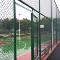 【实力大厂】校园球场围栏网绿色编制球场护栏网