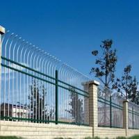 【现货】新钢护栏铁艺围栏小区围墙定制室外隔离防护护栏网