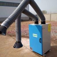 焊烟净化器广泛适用于铸铁件的加工机械加工业,装袋作业等