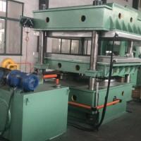 400T装饰贴面材料硫化机(热压机)