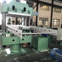 500T1200x1200x1四柱式自动进出模平板硫化机