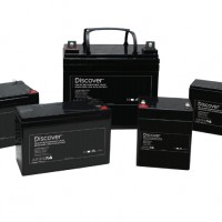 加拿大Discover蓄电池DL12-100AGM储能型